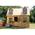 libelle houten speelhuisje