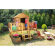 houten speelhuisje Eekhoorn